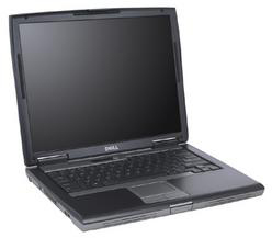 A picture of the Dell Latitude D530 laptop